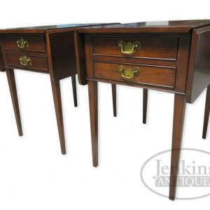 HH Pembroke Cherry Tables offered by Jenkins Antiques