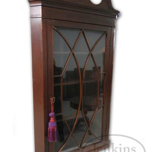 Mahogany Hanging Cabinet offered by Jenkins Antiques