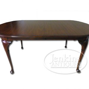 Henkel Harris Queen Anne Cherry Dining Table