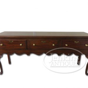 Henkel Harris Queen Anne Cherry Server