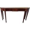 Henkel Harris Mahogany Console Table
