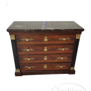 Henkel Harris Marble Top Chest