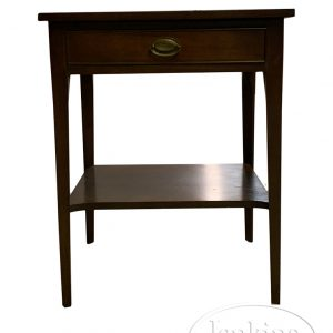 Craftique Mahogany Nightstand